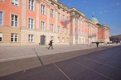 Landtag Brandenburg, Potsdam