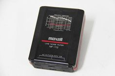 Maxell NF-112 Line Noise Filter