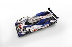 Team - TS040 HYBRID • TOYOTA Racing - FIA World Endurance Championship Team