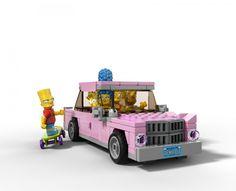 Le kit Lego officiel de la maison des Simpsons kit lego simpsons officiel 20 900x732