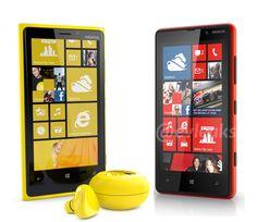 Nokia Lumia 920 vs Lumia 820: spec comparison
