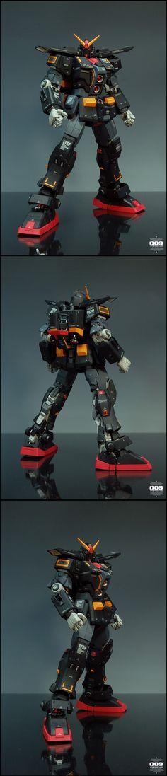 1/144 MRX-009 Psycho Gundam 완전 개수 개조 : 네이버 블로그