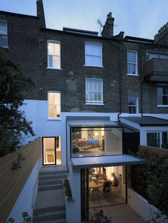 Power House, Paul Archer Design's refurbishment of a private house in Highbury North London, takes the modernisation of a typical London Victorian terraced h...