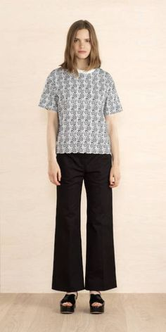 Tya t-shirt - Marimekko Fashion - Spring 2016
