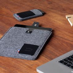 iPhone/iPad Case - 100% Wool Felt - Ateliers Auguste