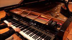 パイレーツオブカリビアン/Pirates of the Caribbean弾いてみた(ピアノ/Piano)
