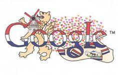 """Doodle4Google """"My Holland"""" by Josca van Doren, 15 January 2009"""