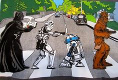 The Beatles, Abbey Road: Star Wars