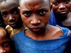 Street Children of Butare, Rwanda