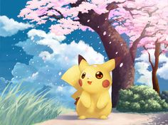 I just can't help it, PIKACHU IS SOOOOO CUTE!!!!!