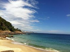 Praia do Vidigal is lovely little cove in Rio de Janeiro waiting for you to explore!