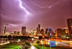 #Thankful for the #rain this #weekend! #raindrops #thunderstorms #lightning #clouds #skyline #Austin #Texas #mviphotos