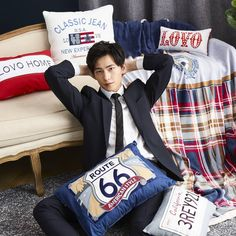 Love 020, Yang Yang Actor, Wei Wei, Route 66, Photo Book, Handsome, Actors, Chinese Candy, Boys