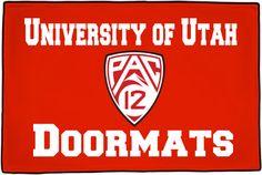 Doormats, hahahaha