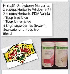 Herbalife Margarita