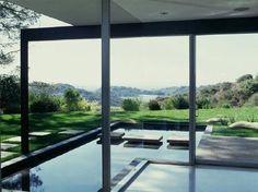 Mid-Century Modern Architecture. Design by Richard Neutra.