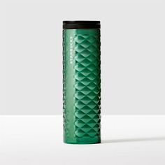 Stainless Steel Quilted Tumbler - Mint, 473 ml/16 fl oz | Starbucks® Store…