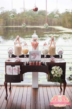 Vintage - Peach & White Hues Wedding Party Ideas | Photo 10 of 22 | Catch My Party