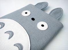 Felt iPad Sleeve / Case - Totoro