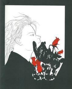 Angel Eyes. artbook by Akimi Yoshida
