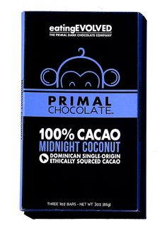 ★ eatingEvolved midnight coconut Cacao This bar has some tasty coconut on the back but it does not fully mask the poor taste of this chocolate. Yes it ethical, but why spend the money? Chocolate Company, Dark Chocolate Bar, Unsweetened Chocolate, Beef Jerky, Few Ingredients, Healthy Sweets, Different Recipes, Stevia, The 100