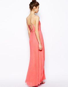 ASOS | ASOS Cami Pleated Maxi Dress at ASOS