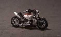 Lego Motorbike | Flickr - Photo Sharing!