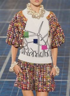 chanel 2013(conjunto tweed)