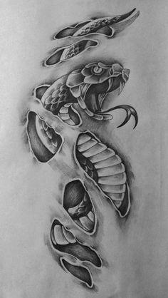 Medusa Tattoo Design, Tattoo Design Drawings, Tattoo Sketches, Tattoo Designs Men, Chicano Art Tattoos, Gangsta Tattoos, Body Art Tattoos, Snake Drawing, Graffiti Drawing