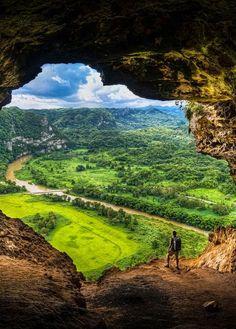 The Window Cave, Puerto Rico | Destinations Planet