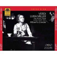 G. Verdi - Luisa Miller/Melodramma Tragico In Tre Atti