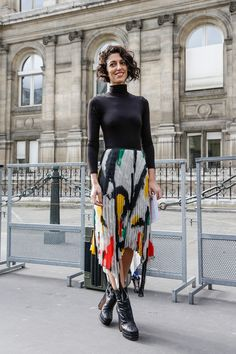 Street Style, Paris: 20 beautiful shots of models and fashion week ...