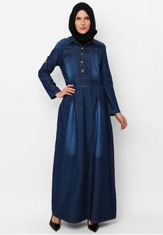 Gamis Jeans by Cosmo Polite