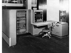 IBM 701 Electronic Data Processing System - CHM Revolution