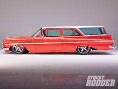'59 impala biscayne