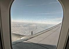 Bem Legaus!: Janelas de aviões