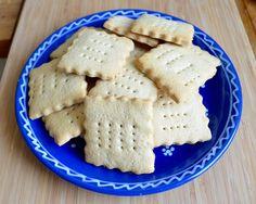 Gluténmentes háztartási keksz - Receptek | Ízes Élet - Gasztronómia a mindennapokra Muffin, Paleo, Gluten Free, Bread, Cookies, Food, Backen, Biscuits, Muffins