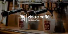 Making life better, one authentic espresso-based caffe at a time Espresso Coffee, Coffee Cafe, Beach Drinks, Coffee Culture, Coffee Is Life, Espresso Machine, Mugs, Camps, Latte