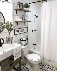 60 Gorgeous Bathroom Countertops Ideas That Make Your Bathroom Look Elegant – Millions Grace : Idees de Salle de Bains Bad Inspiration, Bathroom Inspiration, Bathroom Ideas, Bathroom Organization, Budget Bathroom, Bathroom Storage, Organization Ideas, Bath Ideas, Shower Ideas