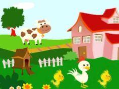 Na Quinta do Tio Manel | Jardim de Infância Vol. 2 - YouTube