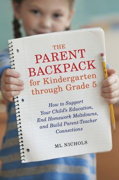 Book: The Parent Backpack