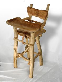 Natural Baby / Toddlers High Chair