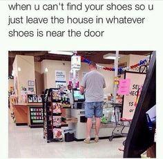 Hahahaha no he didn't