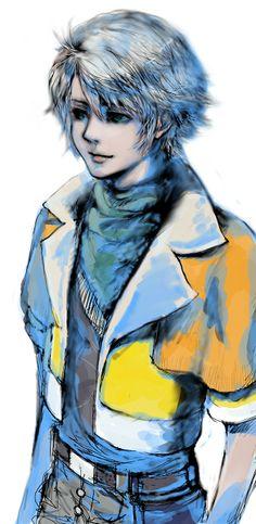 Hope Estheim Hope Estheim, Cg Artwork, Final Fantasy Art, Noctis, Kingdom Hearts, Lightning, Video Games, Cartoons, Fan Art