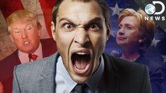 Why Do Politics Make Us So Angry?