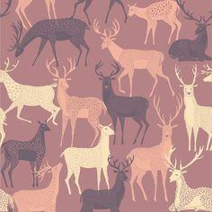 Oh Deer Wall Decals