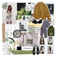 """""""there was a crooked man, and he walked a crooked mile"""" by emmaluv10869 ❤ liked on Polyvore featuring Lanvin, Coldwater Creek, Princesse tam.tam, Alexander Wang, OKA, INC International Concepts, Topshop, Le Specs, gyamjo JEWELS and Chanel"""