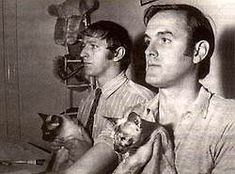 Graham Chapman & John Cleese