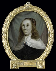 Portrait of Sibylle van Griethuysen, Poet in Groningen, Arnoud van Halen, 1700 - 1732