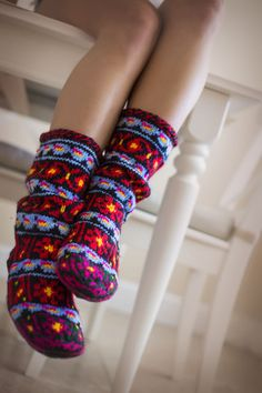 Women's Socks – Caucasus Mountain Knits